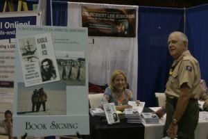 Book signing at SHC